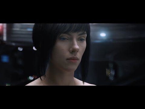 FEATURETTE: Scarlett Johansson is incredible in Ghost in the Shell.