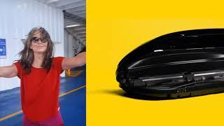 Călătorește confortabil cu ajutorul cutiei pentru bagaje Volkswagen