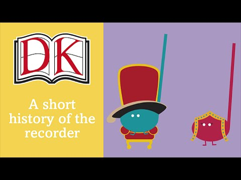 A Short History of the Recorder
