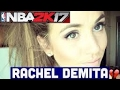 RACHEL DEMITA 2KTV THE THOT EXPOSED VERY BAD LIVE COMMENTARY IN MY PARK BEST GAME PLAY PS4 NBA 2K17
