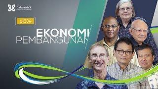 IndonesiaX UI204 Development Economics Intro Video
