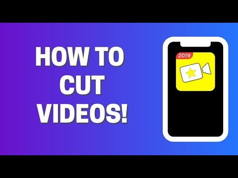 How To CUT Videos In MyMovie!