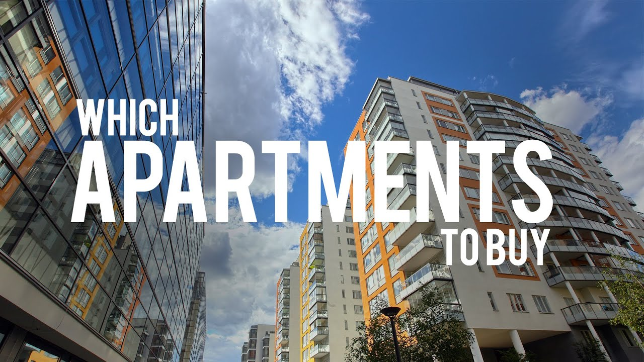 What Apartments to Buy - CardoneZone - YouTube