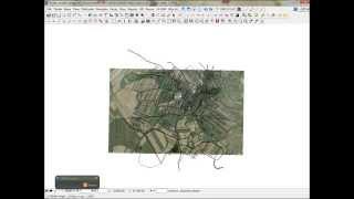 c geo z google maps i serwisami wms