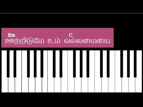 Song Keyboard Chords And