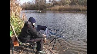 Предзимняя ловля пикером. Про риболовлю всерйоз. Випуск 300 HD