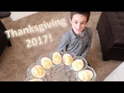 Rucker Family Thanksgiving 2017!