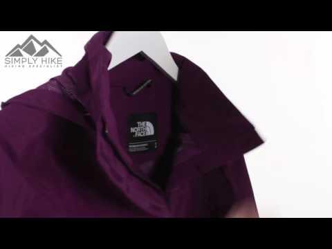 The North Face Womens Sangro Jacket Pamplona Purple - www.simplyhike.co.uk