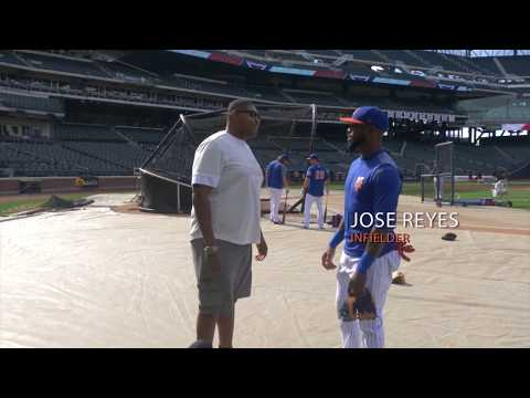Advantage Omar New York City - Episode 2 | New York Mets & Ping Pong With Monfils