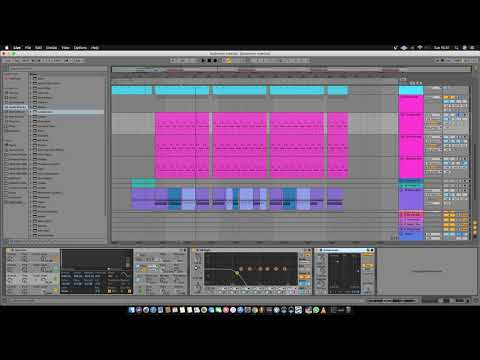 How to make Bhangra Track (Mixing Part 2) Ableton Live 10