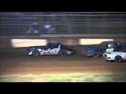 SCREVEN MOTOR SPEEDWAY on August 29th 2015