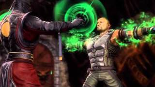 (MK9) Jax Loses His Arms!
