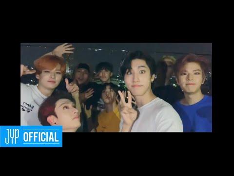"Stray Kids ""Airplane"" Video (JYP Building Ver.)"