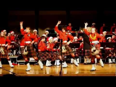Loch Lomond Scottish Folk Song - Mountaineer Band