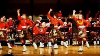 Loch Lomond Scottish Folk Song - Mountaineer Band