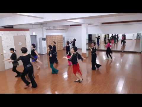 Heaven On Earth - Line Dance