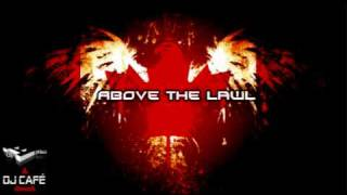 Ephixa feat Dj Cafe - Above The Lawl - Hard Trance