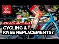Cycling With A Knee Replacement, Ketones & Sweet Spot Training | Ask GCN Anything