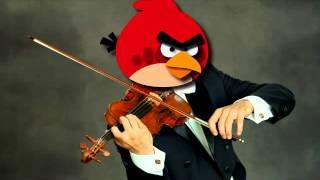 angry birds на скрипке