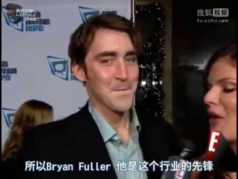 Lee Pace is The Nicest Actor
