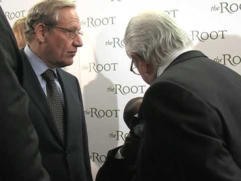 Bob Woodward and Carl Bernstein interviewed byDamon Weaver at The Root Inaugural Ball