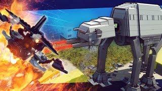 Gmod Meets Lego | Brick Rigs