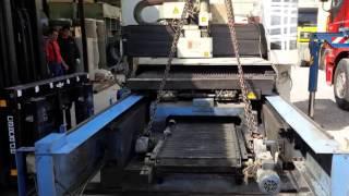 Laser Mazak SUPER TURBO X 510