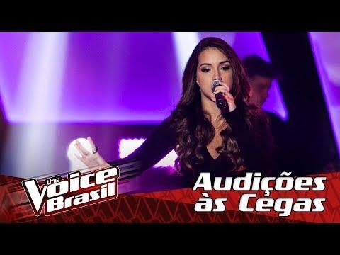 "Letícia Bastos canta ""Te Assumi pro Brasil"" na Audição – 'The Voice Brasil' | 6ª Temporada"