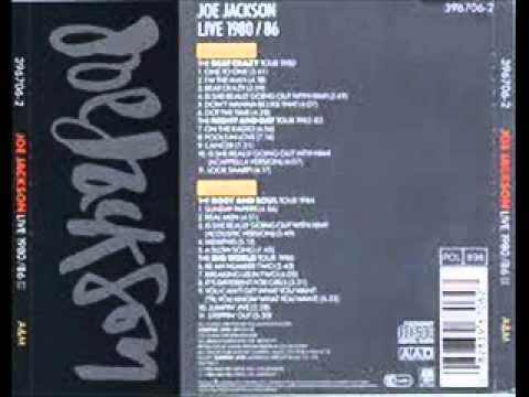 Joe Jackson Live 1980-86 (full album - disc one)