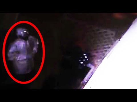 Top 15 Scariest Things Caught On Surveillance Footage (#2)