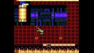Bionic Commando NES any% speed run in 13:56!