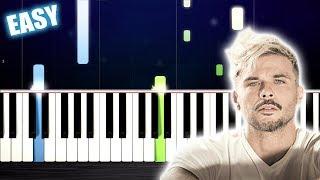 Pedro Capó - Calma - EASY Piano Tutorial by PlutaX