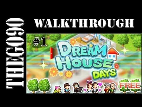 [Walkthrough] Dream House Days [1] Erstaustattung unserer Wohnungen