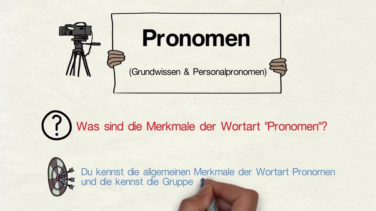 Pronomen