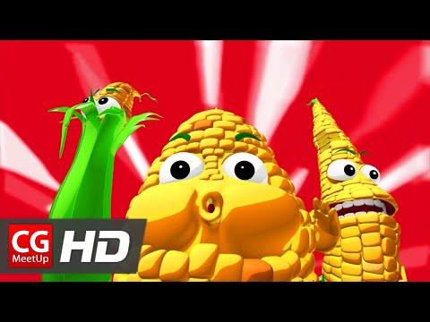 "CGI Animated Short Film HD: ""Hors Champ Short Film / Offscreen Short Film"" by ESMI"