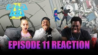 SHIMAZAKI VS EVERYBODY! 😳 | Mob Psycho II Ep 11 Reaction