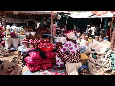 Full stalls, empty markets as South Sudan's economy crumbles