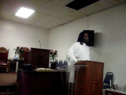 Deacon James Billingslea Of The C.O.O.L. Jesus Church clip 3 of 6