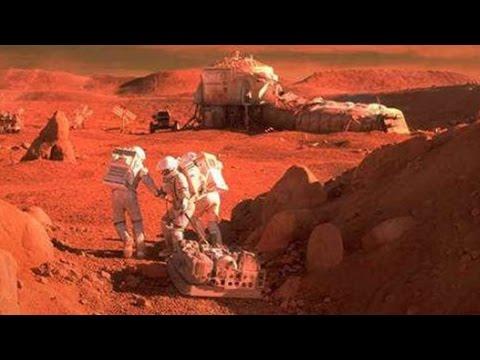 Former NASA Employee Says Men Walked On Mars In 1979