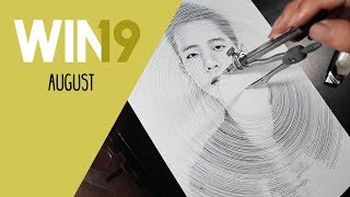 Gambar cover WIN Compilation August 2019 Edition | LwDn x WIHEL