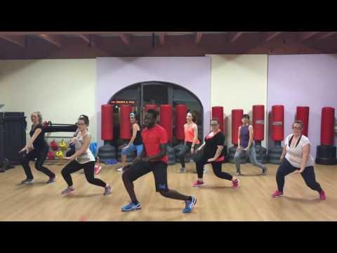 Sia Feat. Sean Paul - Cheap Thrills  Zumba Fitness