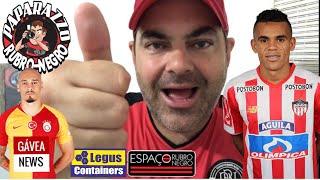 Flamengo teria outras opções para defesa e ataque! Luís Diaz e Maicon! Apresentação de Abel é hoje!