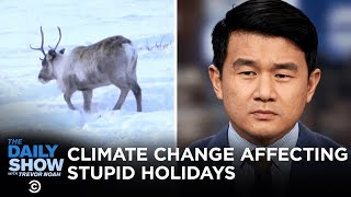 Everything Is Stupid - Holiday Edition | The Daily Show