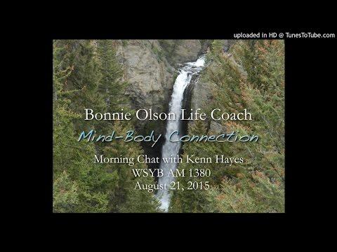 Bonnie Olson Life Coach - Mind-Body Connection