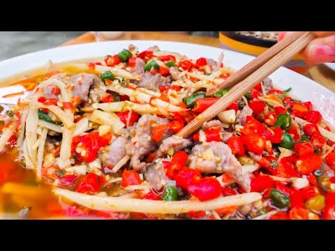 Thumbnail: CHINESE Street Food Tour DEEP in Sichuan, CHINA - SPICY & INCREDIBLE STREET FOOD ADVENTURE!