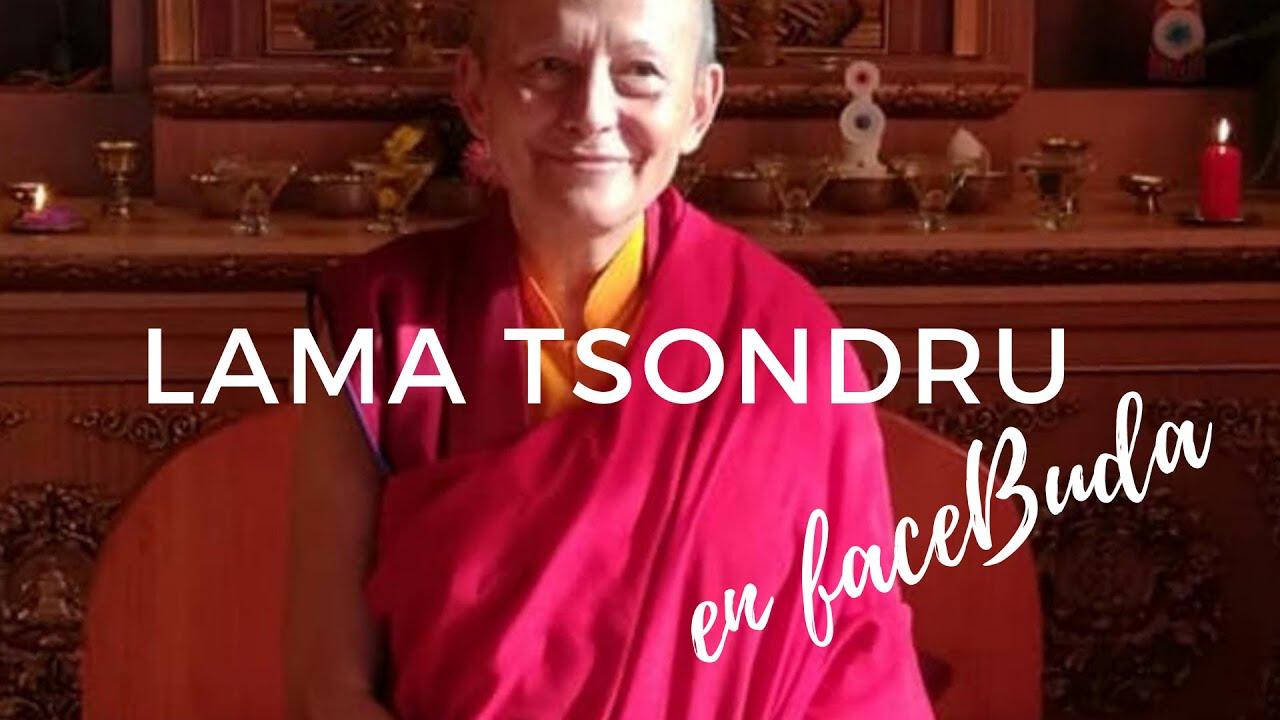 """Lama Tsondru en faceBuda - """"Las conexiones"""""""