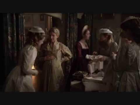 Anne Boleyn and Henry VIII's love scene. - Tudor History ...  Anne Boleyn and...
