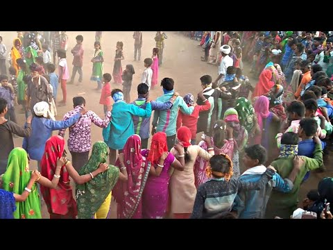 #alirajpurjhabhua ओ छोरी मन मा तू वसी गयी / Adivasi dance video / Nevsingh rathwa timli thumbnail
