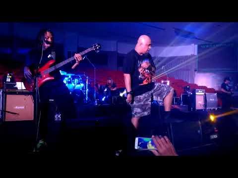 FTG - Rozana live at Rockstage II Sound Of War, KL 2017