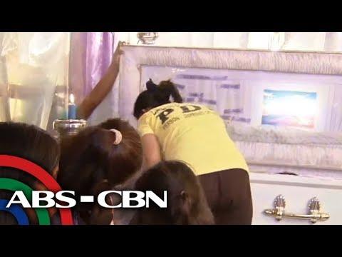 Nakapiit na ina ng pinaslang na Grade 7 student pinabisita sa burol | TV Patrol